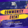 GTA Community Event 2nd October 2019